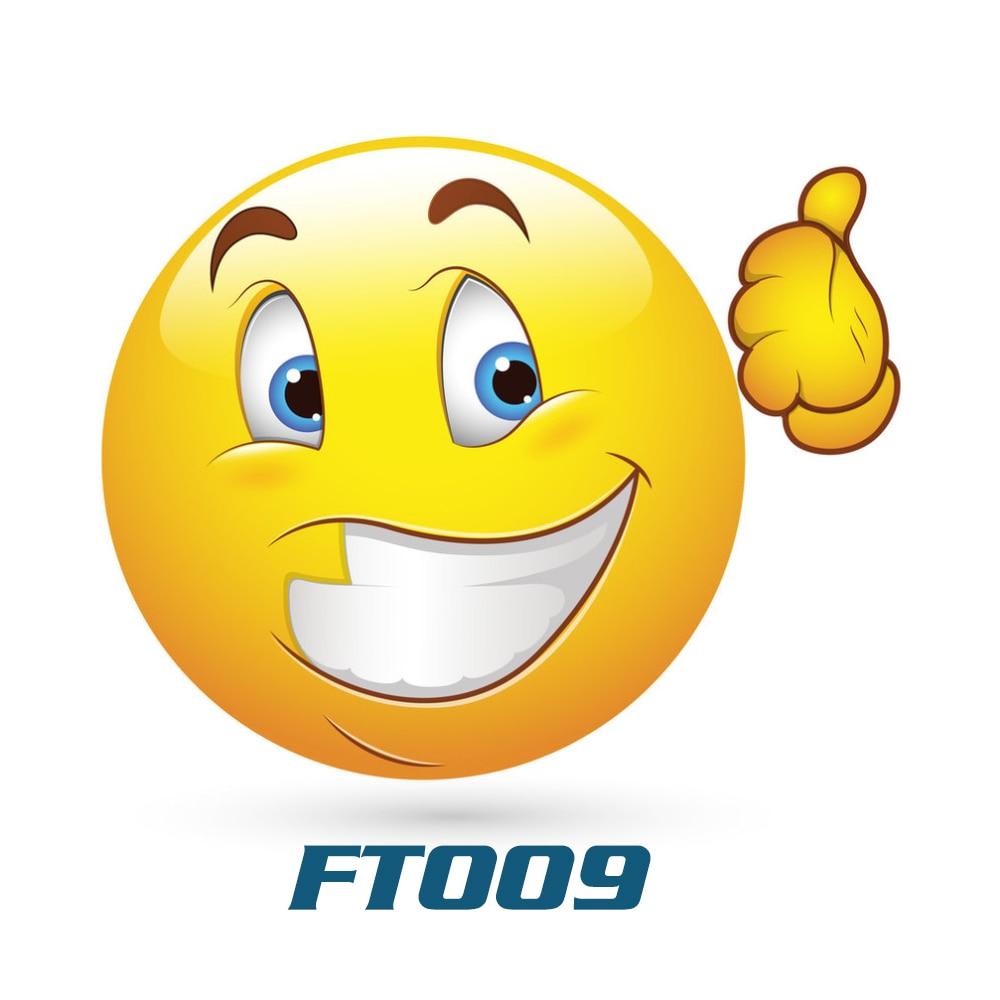 FT009 in Esclusiva per link VIP, Non a distanza di controllo