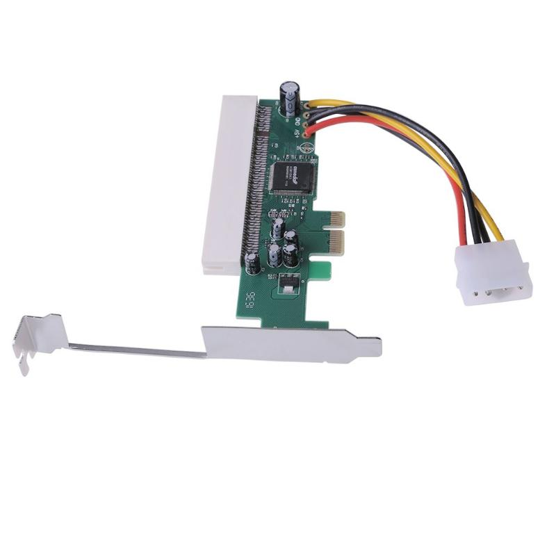 PCI-Express PCI-E to PCI Slot Bus Converter High Efficiency Adapter Riser Card PCI-E 2.5Gbps Transmission Speed Adapter Cards pci