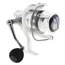 6000 Series 13+1 Ball Bearings 5.2:1 Fishing Reel Spinning Tackle