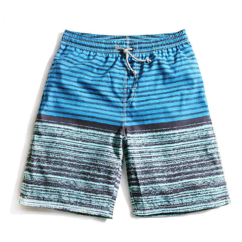 Summer Men Board Shorts Surfing Swimming Quick Sports Spring Trunks Masculino