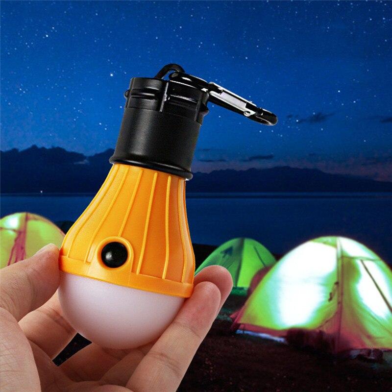 2018 открытый Портативный висит светодиодный кемпинг палатки лампочка Рыбалка Фонари лампа