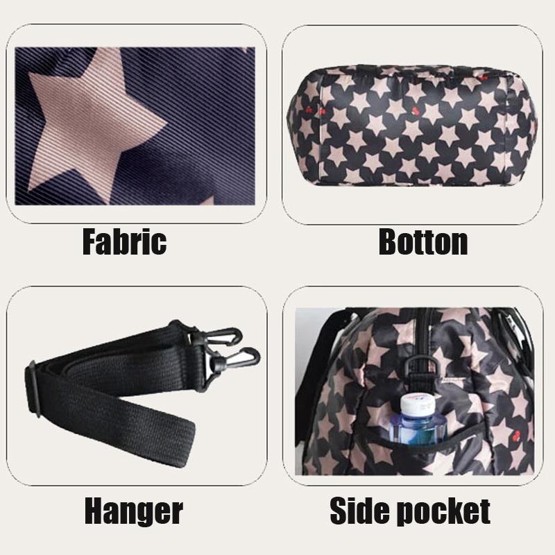 Τσάντα για παπλωματοθήκες Mummy τσάντα - Πάνες και εκπαίδευση τουαλέτας - Φωτογραφία 4