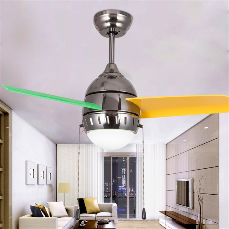 36 Inch Modern Quiet Ceiling Fan Kids Room Ceiling Fans With Lights Mini fan  lamp Children. Compare Prices on Quiet Fan Bedroom  Online Shopping Buy Low Price