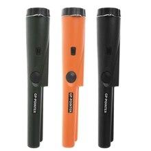 Metal Detector 360-Degree Pointer Pro Holster Pin Probe Handheld Waterproof LED handheld metal detector gp pointer with holster and landyard and shovel