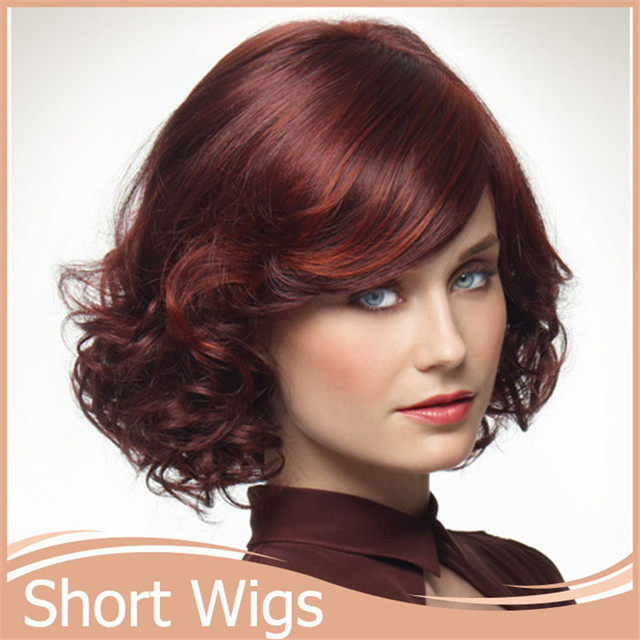 Brilliant Aliexpress Com Buy 1Pc Short Wigs For Women African American Short Hairstyles Gunalazisus