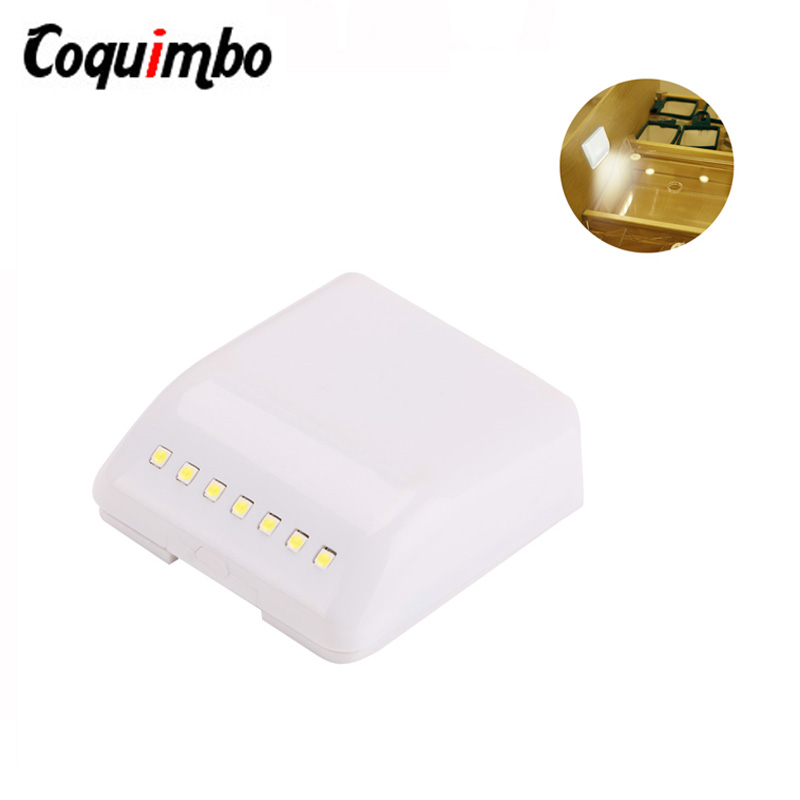 10 Pcs Inner Hinge Led Sensor Under Cabinet Lights For Kitchen Bedroom Closet Wardrobe Night Light Battery Operated To Rank First Among Similar Products Lights & Lighting
