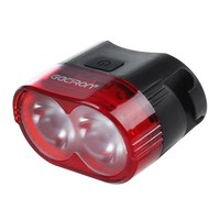 GACIRON 60LM Smart Sensor Safety Warning Bike Light IPX6 Waterproof 680mAH USB