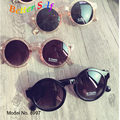 M8997 Jelly Color Sunglasses UV400 Spectacles Retro Round Outdoor Vogue Optical Frames