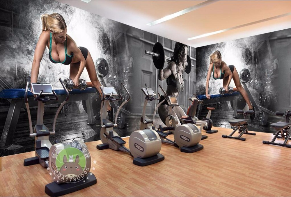 Detail feedback questions about custom photo 3d wallpaper fitness