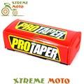 Pro Taper Quadrados 2.0 Fat Bar Guidão Pad Proteção Deslizante Para 28mm Guidão CRF YZF KXF WRF DRZ RMZ KTM Motocross Sujeira bicicleta