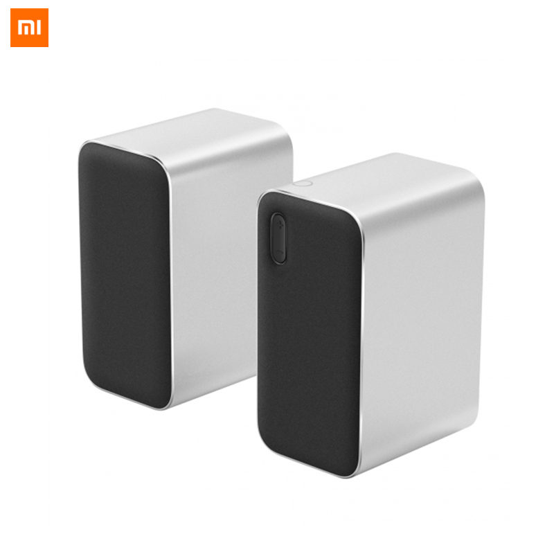 Original Xiaomi Mi Bluetooth Wireless Computer Speaker DSP HIFI Lossless Audio Playback Voice Call with MIC