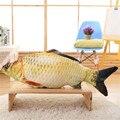 Nueva Llegada 80 cm animales de Peluche Tamaño Grande Simulación anguila Peluche Almohada Juguetes