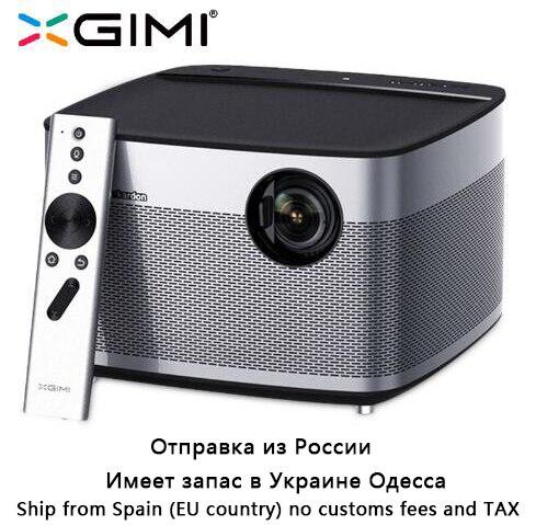 H1 XGIMI Projetor Home Theater 300 Polegada originais 1080 p Full HD 3D 3 gb/16 gb Android 5.1 bluetooth Wi-fi Suppor4K TV DLP Beamer