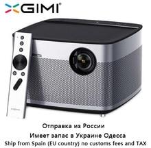 Оригинальный XGIMI H1 проектор для домашнего Театр 300 дюйма 1080 P Full HD 3D 3 GB/16 GB Android 5,1 Bluetooth, Wi-Fi Suppor4K DLP ТВ проектор