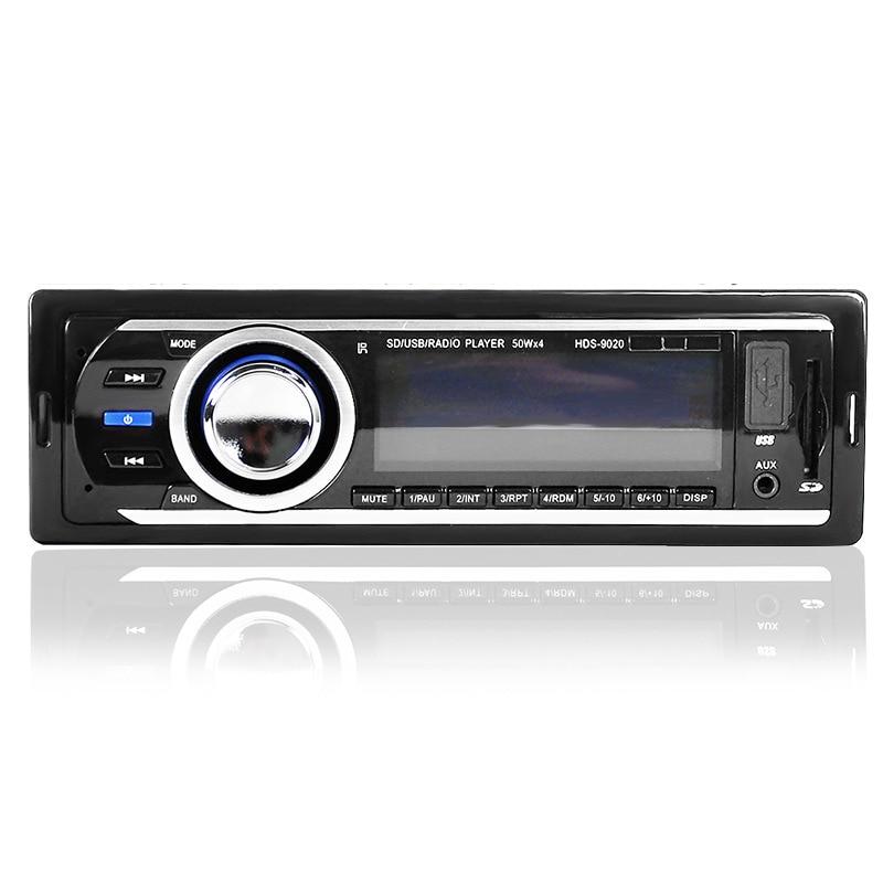 Car Audio Stereo 6208 12V Digitale Stereo FM-radio V2.0 USB SD AUX - Auto-elektronica