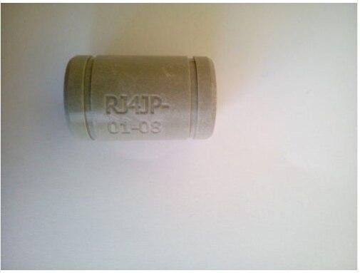 Cojinete de la impresora 3d 8mm cojinete cojinete de plástico de ingeniería RJ4J