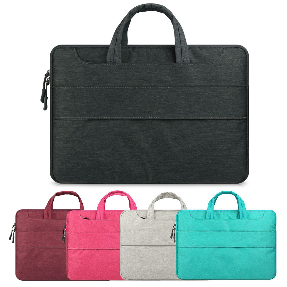Univesal Laptop Shoulder Bag Sleeve Carry Case For 11.6 13.3 15.6 inch Laptop Dust-proof Sleeve Bag For Macbook Air Pro