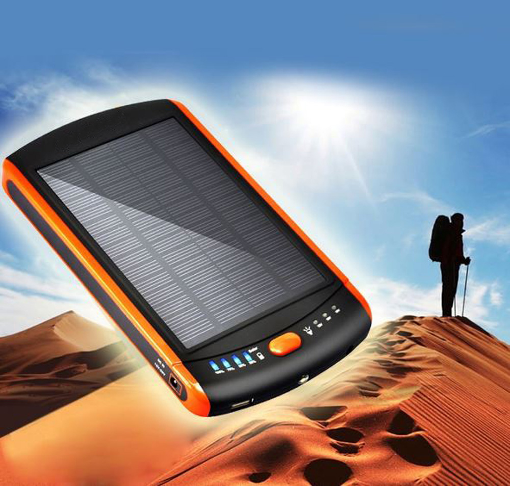GGX ENERGY 23000mah DC 19V 16V <font><b>12V</b></font> 5V Solar Laptop Notebook <font><b>Charger</b></font> Portable Power <font><b>Battery</b></font> <font><b>Pack</b></font> for Mobile Phone/iPhone/iPad image