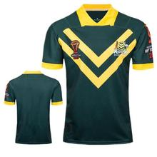 67b3437ab49 2017 World Cup Australia rugby Jerseys Rugby League shirt Australia jersey  shirts s-3xl(