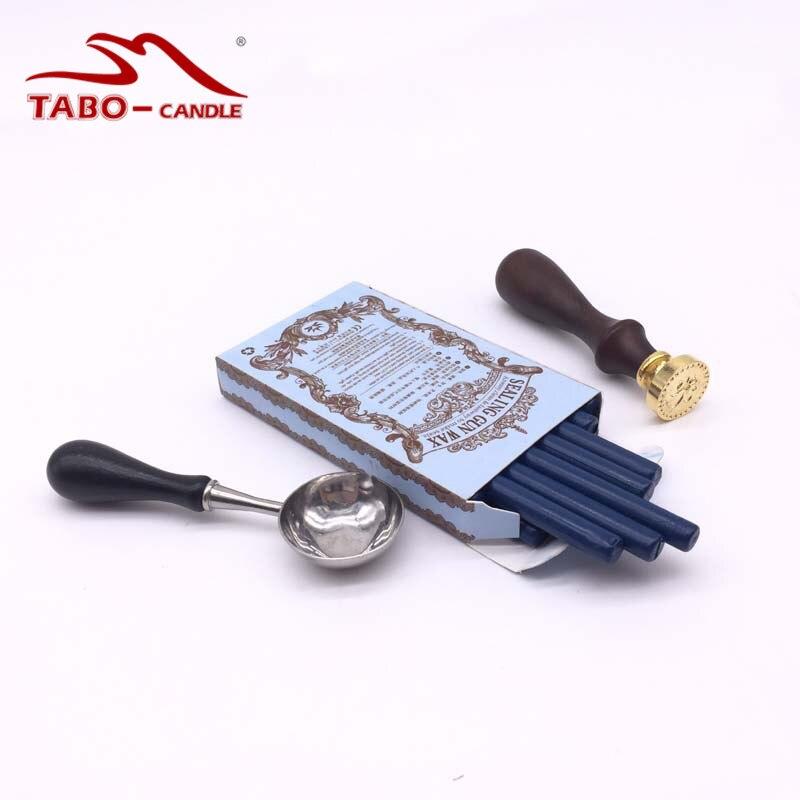 Practical Mini Sealing Wax Sticks for Retro Seal Stamp Sealing Wedding Party Envelope Decorations Glue Gun Sealing Wax Sticks