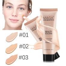 Hengfang Marke Perfekte BB Crème Gesichtspflege Fond de teint Langlebig Wasserdicht Abdeckung Gesichts Correcteur de blanchiment