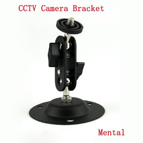 Wholesale 4pcs/lot 100MM Height Stable Wall Mount CCTV Camera Bracket Free Shipping