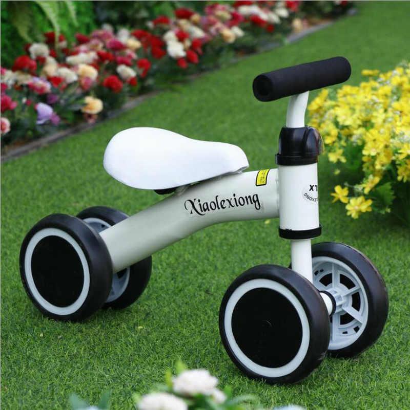 子供 3 輪バランス自転車子供スクーターベビーウォーカー 2-5Years 三輪車バイクおもちゃギフトのための高品質