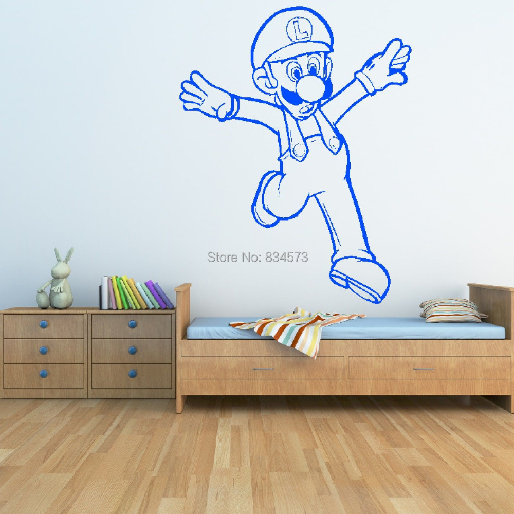 mario and luigi stickers sticker creations compare prices on luigi stickers online ping low price