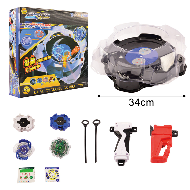 Suit Tomy Metal Beyblade Bayblade Burst Toys Arena Sale Bursting Gyroscope Containing Emitter Hobbies Spinning Bey blade