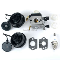 NEW Carburetor Fuel Gas Cap Gasket Kit FOR STIHL FS38 FS45 FS46 FS55 KM55 KM55R KM85