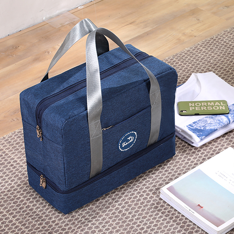 Travel Clothes Large Capacity Bags Suitcase Organizer Shoes Bag Wardrobe Trunk Case Tote Waterproof Zip Pouch Accessories Supply
