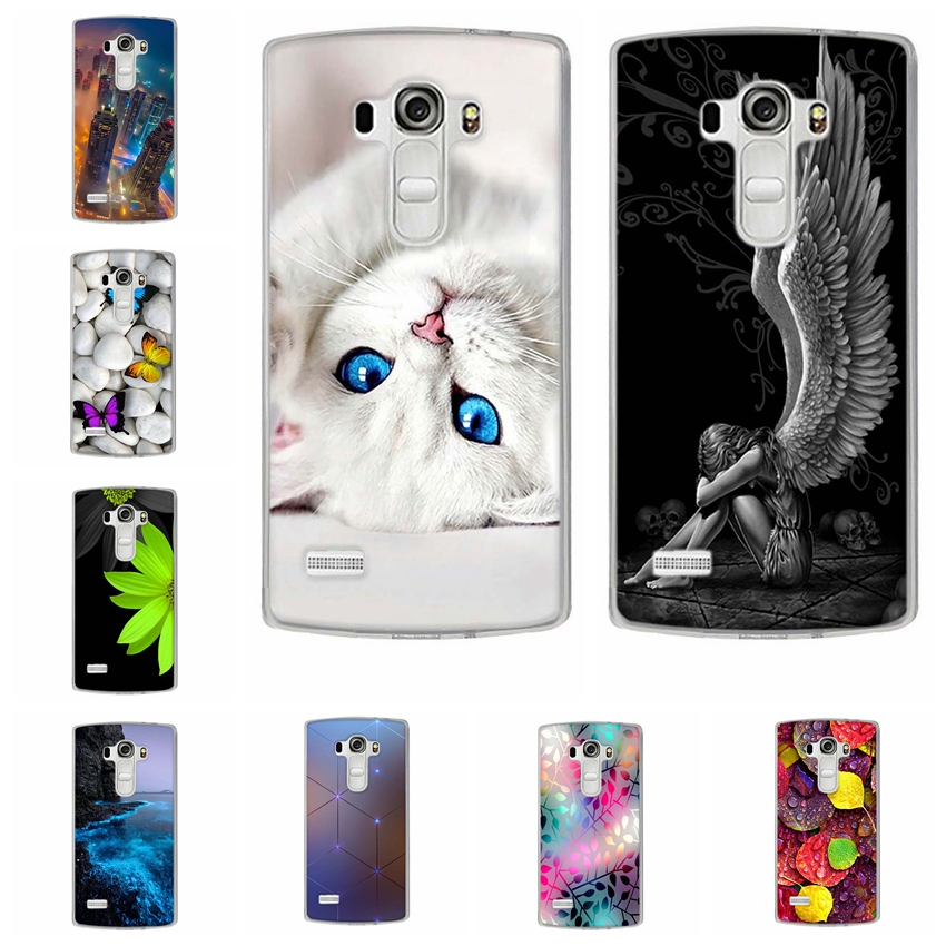 Soft TPU Case For Coque LG G4 Beat G4S C