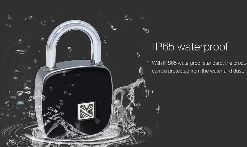 Aimitek P3 Smart Fingerprint Lock-11