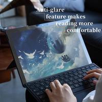 Para Microsoft Surface Pro 6 5 Protetor de Tela Fosco Papper-como Anti-Slip Escrita e Desenho para a Superfície Pró 6 Pro 5 Proteger Filme