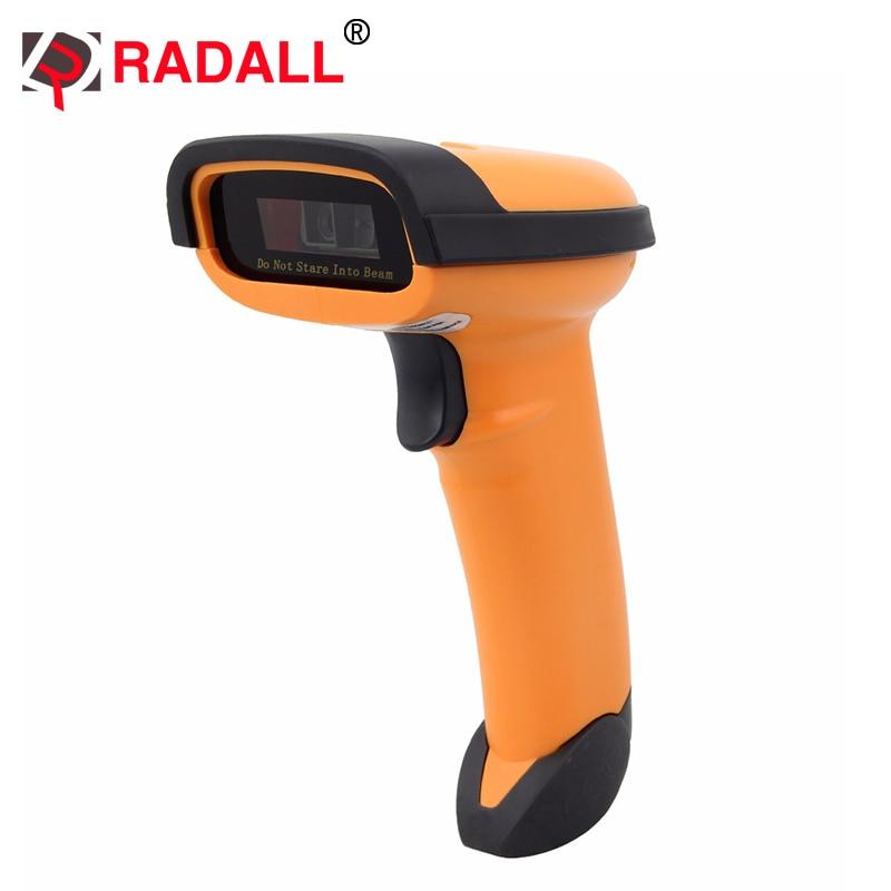 RD-1228 Hanheld 2D QR Barcode Scanner Reader DataMatrix,PDF417 Bar Code Mobile Payment Computer Screen &Virtual COM Port on PC