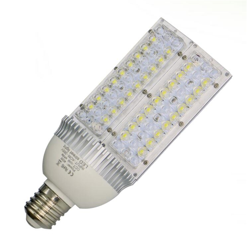 PSE LED street light lamp 40w e39 e40 e27 e26 AC110V 220V 230V 240V 50/60 hz E40 E39 40W LED street light replace 100w HID lamp