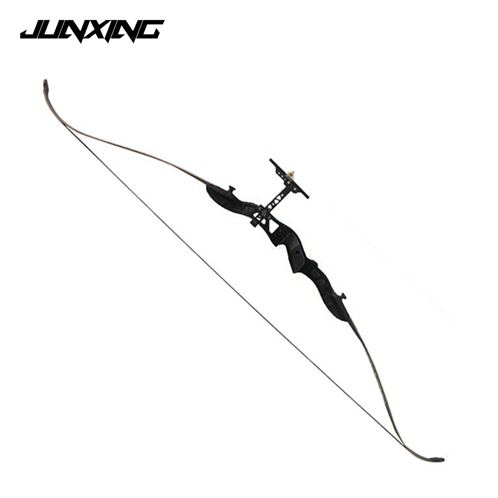66 Inches 16-38 Lbs Right Left Hand Recurve Bow Black with Arrow Sight and Arrow Rest Archery Hunting Shooting 7 colour 18 40 lbs recurve bow with sight arrow rest aluminum alloy handle for both right or left hand archery hunting shooting