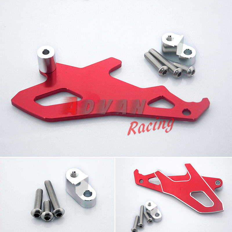 FREE SHIPPING Red Aluminum Front Sprocket Cover Fit for Honda CRF250L 2012-2013 free shipping free shipping front