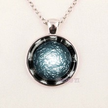 stargate portal universe necklace Fashion Jewelry for men and women DY1