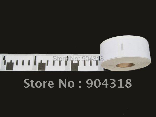 8 x Rolls  Dymo Compatible Labels 11355, 51mm x 19mm, 500labels per roll Multi Purpose Labels, Dymo 11355