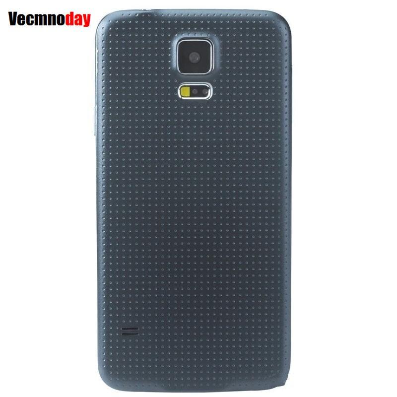 Vecmnoday For Samsung Galaxy <font><b>S4</b></font> i9500 <font><b>Battery</b></font> Back <font><b>Cover</b></font> Rear Case For Samsung <font><b>S4</b></font> SIV Door Housing