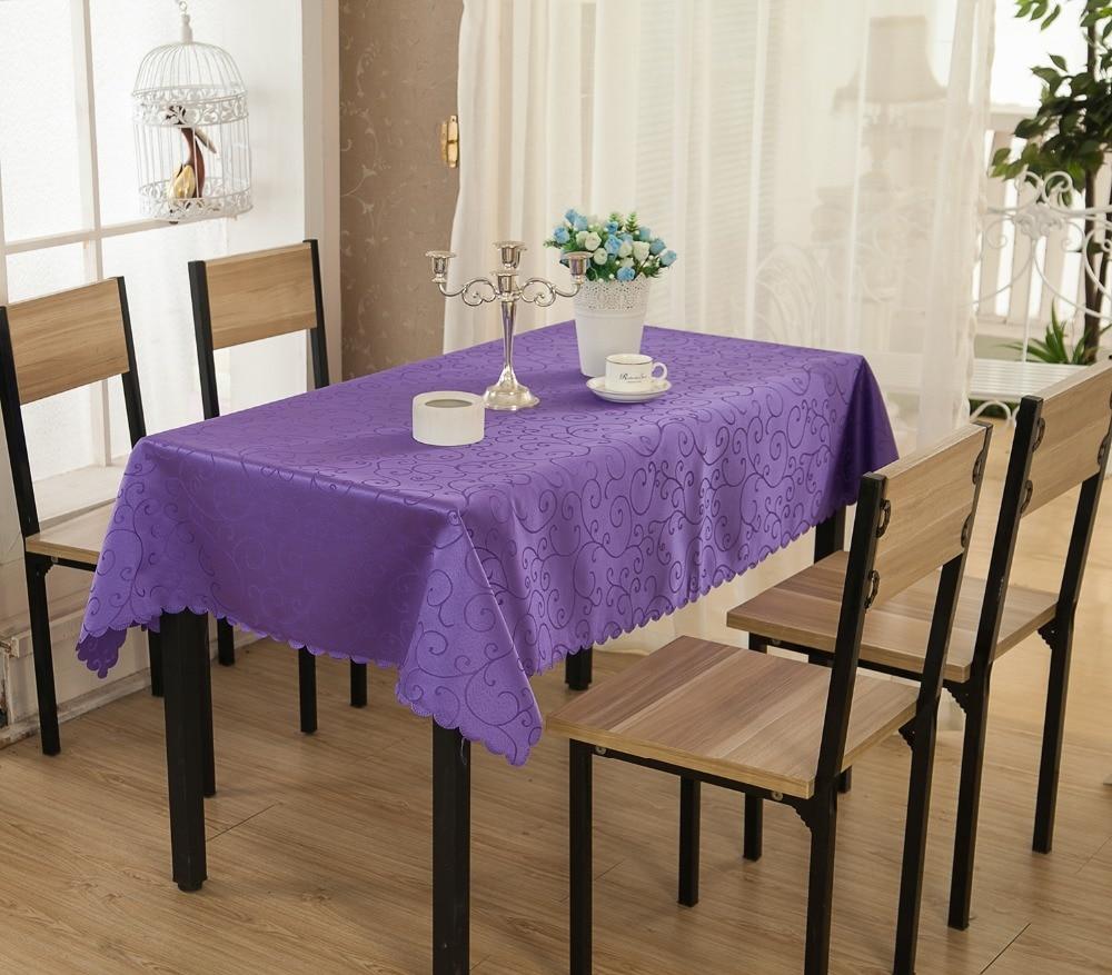 table salle a manger avec nappe ronde pvc salle a manger complete avec nappe nappe de table. Black Bedroom Furniture Sets. Home Design Ideas