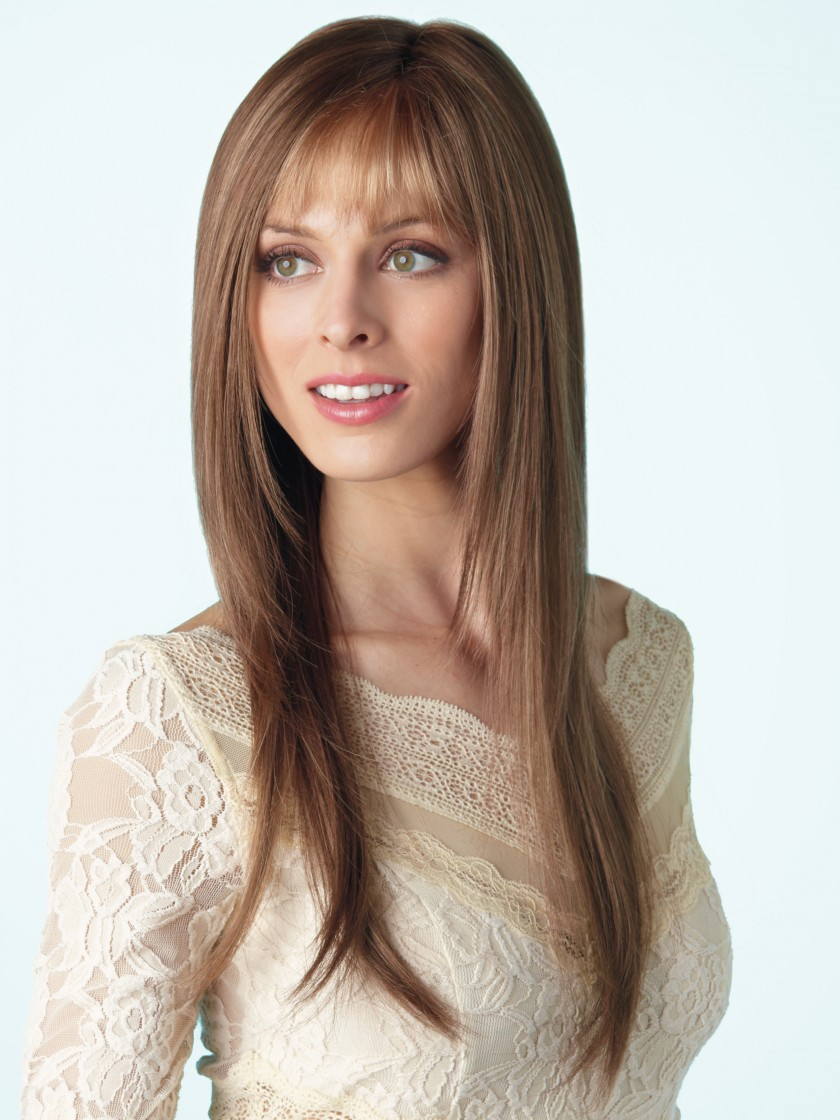 Medusa Hair Products Modern Long Layers Blonde Wigs For Women