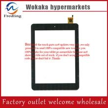 """Original 8 """"pulgadas Digma iDsQ8 3G Tablet panel de pantalla táctil Digitalizador del Sensor de Cristal de Envío Libre negro o blanco"""
