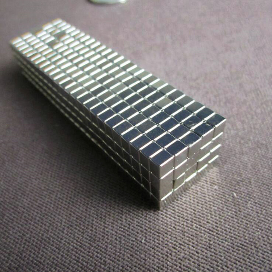 100pcs 4x4x3 small size N50 Grade Block Neodymium Magnet 4mm x 4mm x 3mm Super Strong Cuboid Rare Earth Magnets 4*4*3 тележка стелла кп 500 200 к