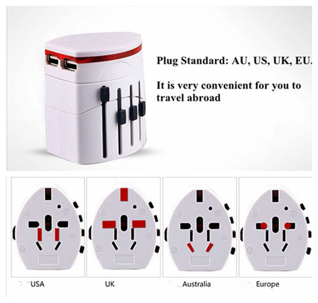 All in One Universal International Adapter