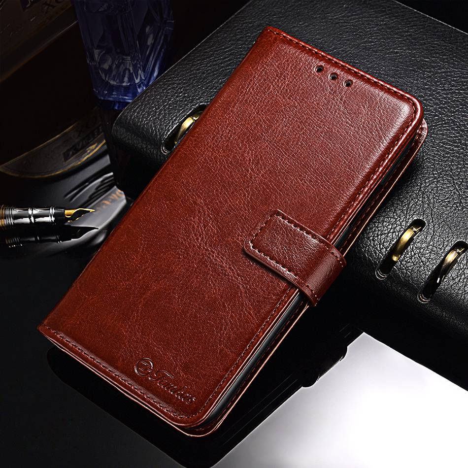 TOMKAS Pocophone F1 Case POCO F1 Global Flip Wallet With Stand Vintage Leather Silicone Back Cover Case For Xiaomi Pocophone F1 (9)