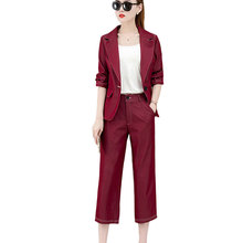 Suit Coat Pants In Fashion Female Bull-Puncher New Women Off
