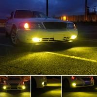 white light car CJXMX H7 LED Car Fog Light Bulbs 1600LM 6500K White 3000K Yellow H1 H3 H4 H11 9005/HB3 9006/HB4 1156 Led Auto Lamp Driving Bulbs (5)