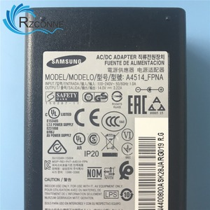Image 5 - Zasilacz sieciowy ładowarka do Samsung A4514_DSM A4514_FPNA 14V 3.215A 45W LU28E590DS/ZA BA44 00721B U28E590D S22C300H